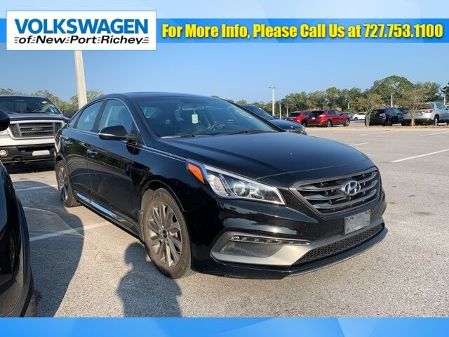 2015 Hyundai Sonata Sport New Port Richey FL