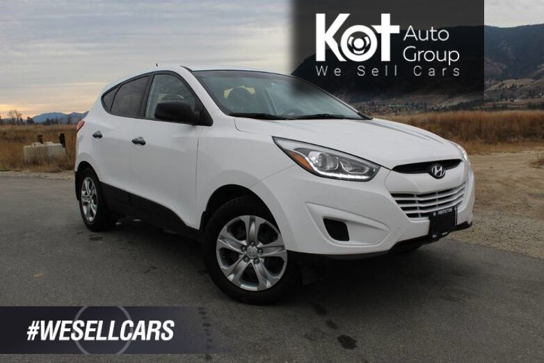 2015 Hyundai Tucson GL, One Owner, Heated Front Seats Kelowna BC