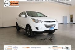 2015 Hyundai Tucson GLS Golden CO