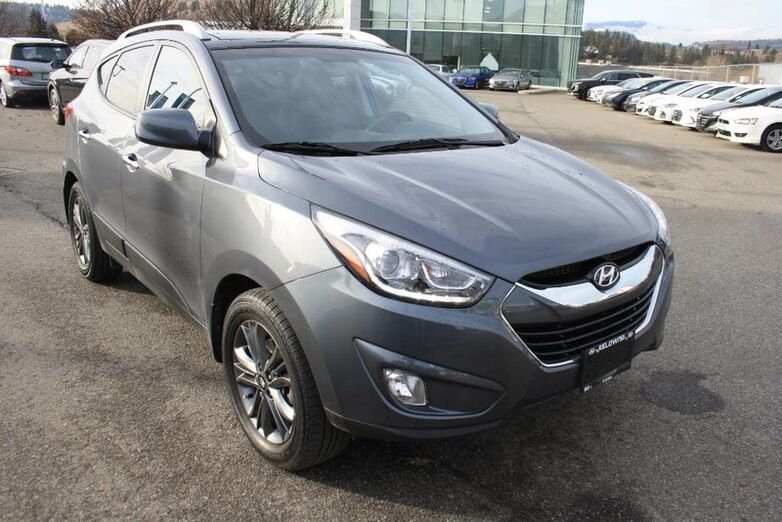 2015 Hyundai Tucson GLS Heated seats, Bluetooth, Sunroof Penticton BC