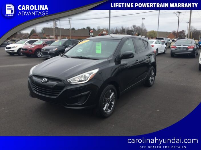 2015 Hyundai Tucson GLS High Point NC