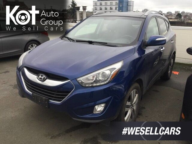 2015 Hyundai Tucson Limited AWD One Owner! Kelowna BC