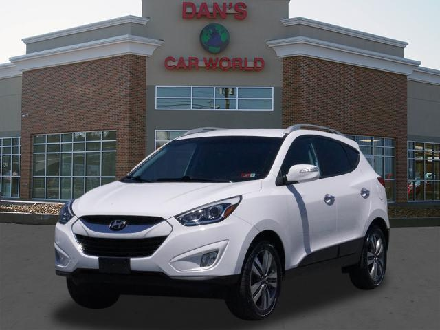 2015 Hyundai Tucson Limited Bridgeport WV