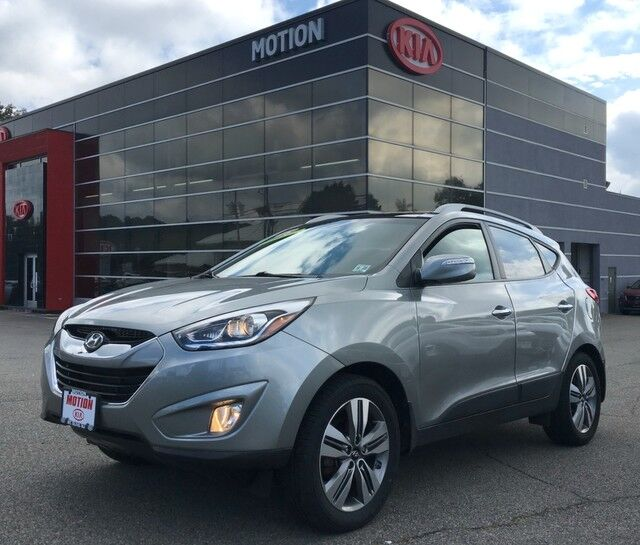 2015 Hyundai Tucson Limited Hackettstown NJ