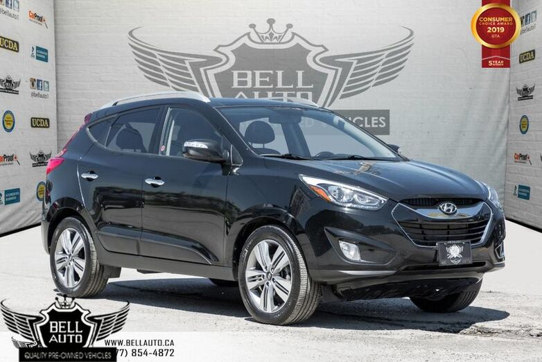 2015 Hyundai Tucson Limited, NAVI, BACK-UP CAM, PANO ROOF, LEATHER, TOUCH Toronto ON