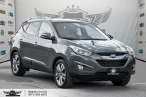 Hyundai Tucson Limited, NAVI, BACK-UP CAM, PANO ROOF, LEATHER 2015