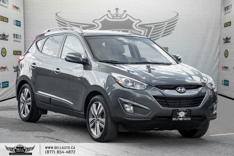 2015 Hyundai Tucson Limited, NAVI, BACK-UP CAM, PANO ROOF, LEATHER Toronto ON