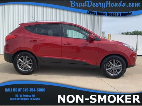 2015_Hyundai_Tucson_SE_ West Burlington IA
