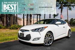 Hyundai Veloster 3d Coupe RE:FLEX w/Black Seats 2015