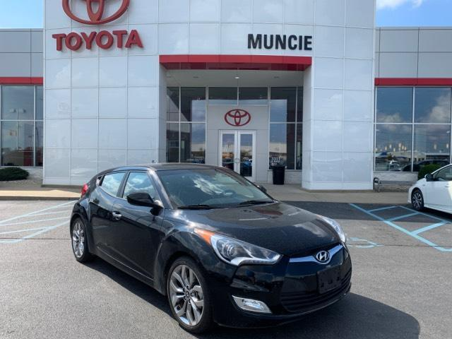 2015 Hyundai Veloster 3dr Cpe Auto RE:FLEX w/Black Int Muncie IN