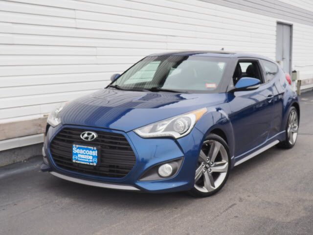 2015 Hyundai Veloster Turbo  Portsmouth NH