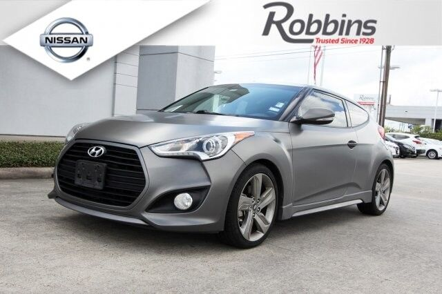 2015 Hyundai Veloster Turbo Houston TX