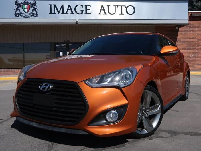 2015 Hyundai Veloster Turbo West Jordan UT