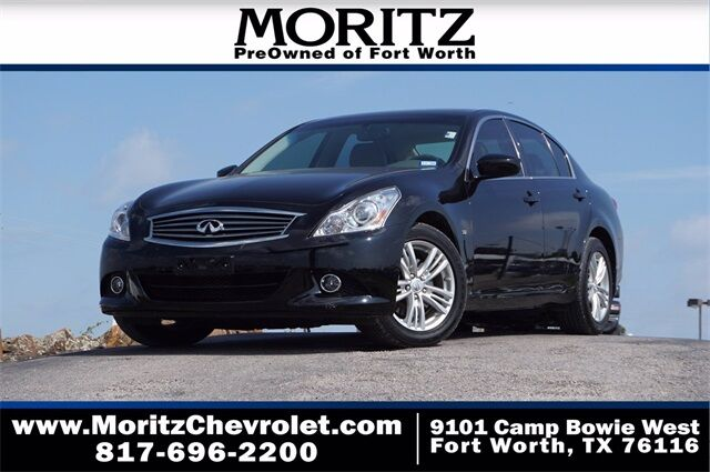 2015 INFINITI Q40 Base Fort Worth TX