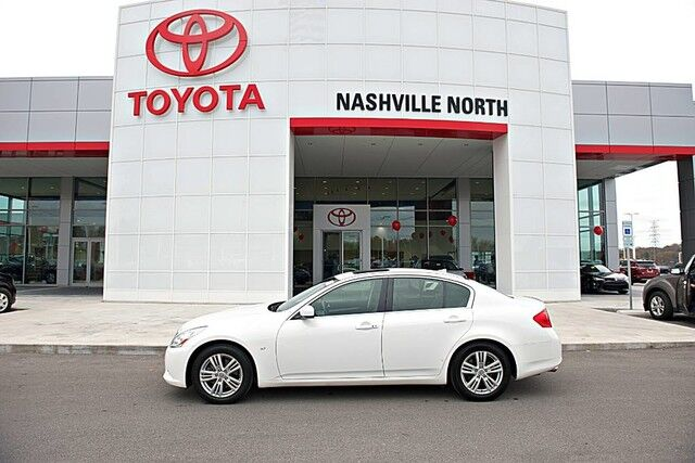 2015 INFINITI Q40 luxury Nashville TN