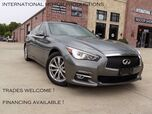2015 INFINITI Q50 **1-OWNER,0-Accidents**