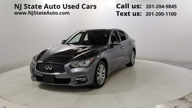 2015 INFINITI Q50 4dr Sedan AWD Jersey City NJ