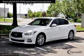 2015_INFINITI_Q50 Hybrid Premium_RARE $5,000 Deluxe Technology Package & CPO Certified!_ Fremont CA