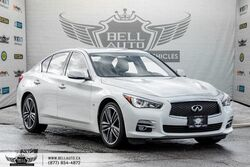 INFINITI Q50 Limited, AWD, NAVI, BACK-UP CAM, SUNROOF, 19 RIMS 2015