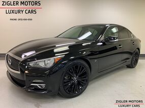 INFINITI Q50 Premium Back-UP Camera One Owner Local Dallas Car well maintained. 2015