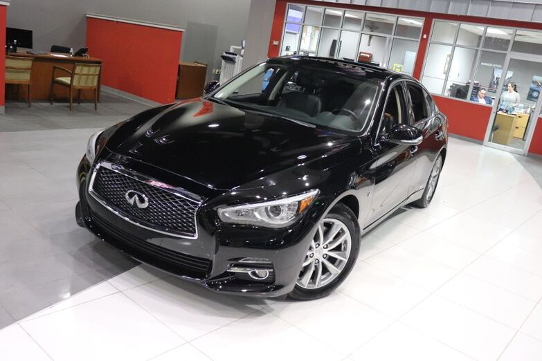 2015 INFINITI Q50 Premium Sunroof AWD Backup Camera Springfield NJ
