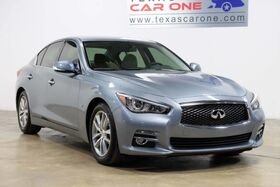 2015_INFINITI_Q50_SUNROOF LEATHER SEATS REAR CAMERA KEYLESS START BLUETOOTH_ Carrollton TX