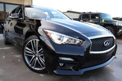 2015_INFINITI_Q50_Sport LOW MILES SHOWROOM CONDITION!!!_ Houston TX