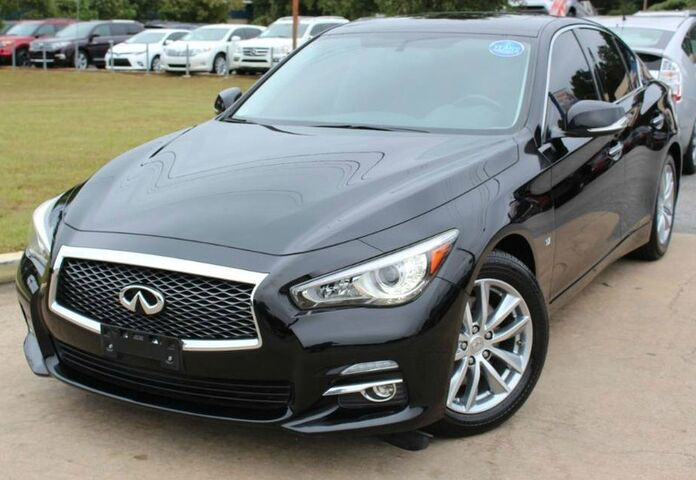 2015 INFINITI Q50 w/ NAVIGATION & LEATHER SEATS Lilburn GA