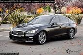 2015 INFINITI Q50S Sport Deluxe Touring, Navigation, Sport & CPO Certified!