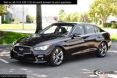 2015 INFINITI Q50S Sport Hybrid $5,000 Deluxe Tech & CPO Certified to 100,000 Miles!!
