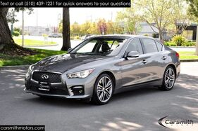 2015_INFINITI_Q50S Sport Hybrid_AWD, Deluxe Technology & CPO Certified!_ Fremont CA