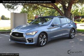2015_INFINITI_Q50S Sport Hybrid_VERY RARE! AWD, $5,000 Deluxe Tech Package & CPO Certified!_ Fremont CA