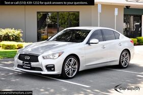 2015_INFINITI_Q50S Sport Hybrid_VERY RARE! Deluxe Tech Package, AWD & CPO Certified!_ Fremont CA
