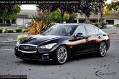 2015 INFINITI Q50S Sport Hybrid WOW! $5,000 Deluxe Technology Package & CPO Certified!