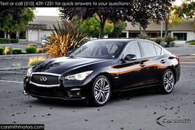 2015_INFINITI_Q50S Sport Hybrid_WOW! $5,000 Deluxe Technology Package & CPO Certified!_ Fremont CA
