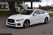 2015 INFINITI Q50S Sport Hybrid Zero-to-60 in 4.9 Seconds, 34 MPG & CPO Certified!