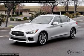2015_INFINITI_Q50S Sport_LOW Miles, Zero-to-60 in 5.2 Seconds And CPO Certified!_ Fremont CA