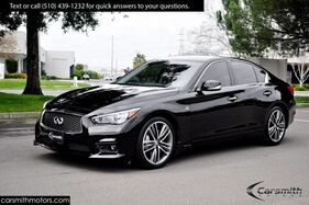 2015_INFINITI_Q50S_Sport, Navigation & CPO Certified to 100,000 Miles!_ Fremont CA