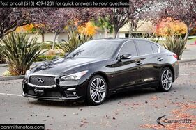 2015_INFINITI_Q50S Sport_Navigation & Sport Packages AND CPO Certified!_ Fremont CA