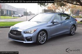 2015_INFINITI_Q50S Sport_RARE--Deluxe Touring Package and CPO Certified!_ Fremont CA