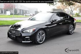 2015_INFINITI_Q50S Sport_RARE Deluxe Touring, Navigation & CPO Certified!_ Fremont CA