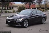 2015 INFINITI Q50S Sport WOW!! $3,100 Deluxe Touring Package & CPO Certified!