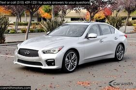 2015_INFINITI_Q50S Sport_WOW! LOW Miles, Deluxe Touring & CPO Certified!_ Fremont CA