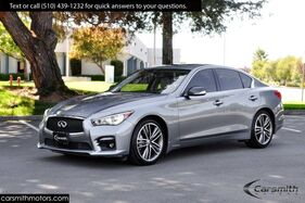 2015_INFINITI_Q50S Sport_WOW! Zero-to-60 in 5.2 Seconds & CPO Certified!_ Fremont CA