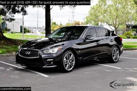 2015_INFINITI_Q50S Sport_Zero-to-60 MPH and CPO Certified to 100,000 Miles!_ Fremont CA