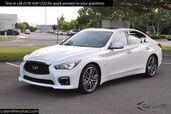 2015 INFINITI Q50S Sport Zero-to-60 in 5.2 Seconds, Navigation AND CPO Certified!