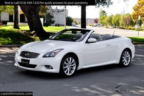 2015_INFINITI_Q60 Convertible_Navigation, Heated Seats, BlueTooth, USB/iPod & MORE!_ Fremont CA