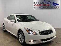 2015_INFINITI_Q60 Coupe_JOURNEY NAVIGATION SUNROOF LEATHER HEATED SEATS REAR CAMERA KEYL_ Carrollton TX
