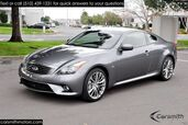 2015 INFINITI Q60S Sport Coupe RARE!!! Navigation, Premium AND Sport Packages!