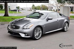 2015_INFINITI_Q60S Sport Coupe_RARE!!! Navigation, Premium AND Sport Packages!_ Fremont CA